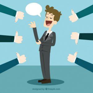 مدیریت انتقادات در سه مرحله