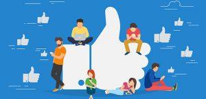 تکنیک های فروش آنلاین ، گام 7: Facebook